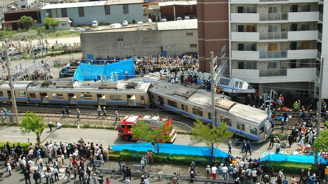 福知山線事故」歴代社長はなぜ無...