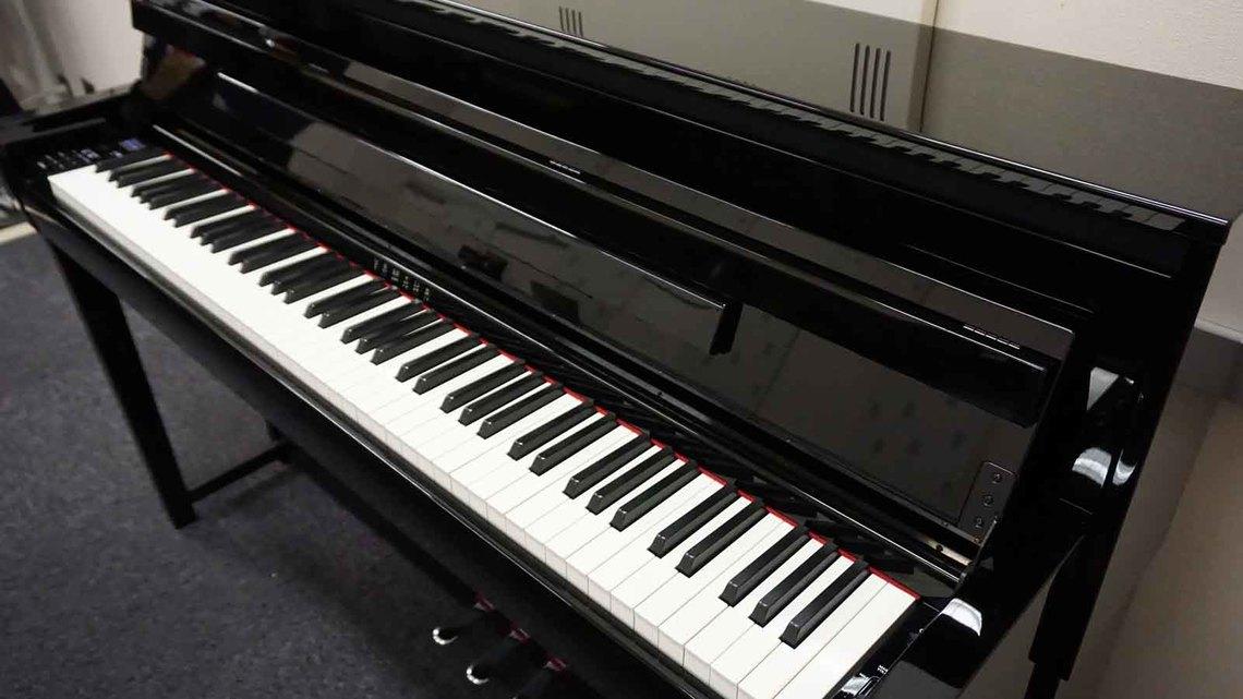 ヤマハ、「電子ピアノ」20年ぶり大...