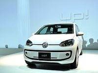 衝突を自動回避する小型車、VWが日本向け「up!」投入