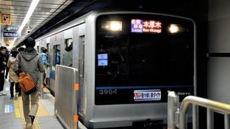 東京の「満員電車ゼロ」は複々線化でも困難だ