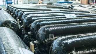 FCV用「タイプ4」水素タンク、中国企業が量産へ