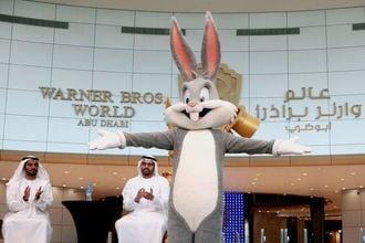 米ワーナーのテーマパーク、UAEにお目見え