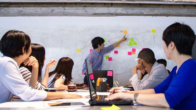 ユニクロとソフトバンク、会議の意外な共通点