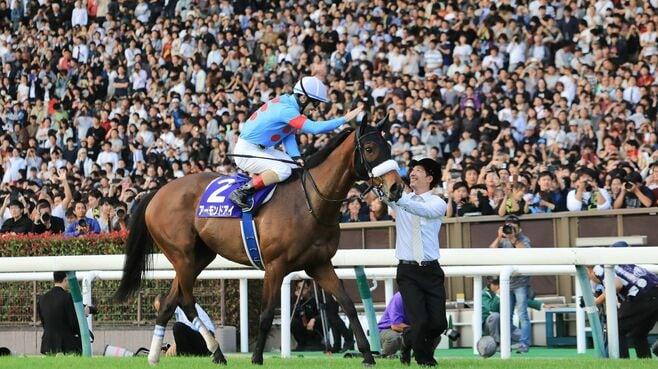 最強牝馬「アーモンドアイ」がもつ圧倒的な力