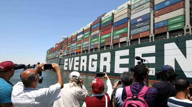 ぶっちぎりで上昇した海運株の今後はどうなるか