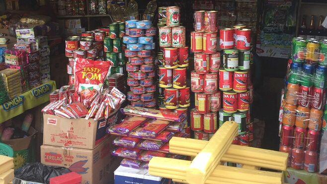 西アフリカで人気沸騰中の「GEISHA」缶の正体