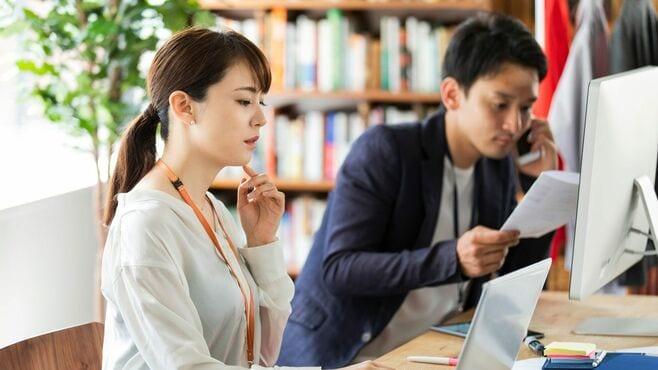 仕事が遅い人と勉強が苦手な人の意外な共通点