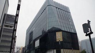 東急、エリア最大商業ビルで銀座バトル参戦