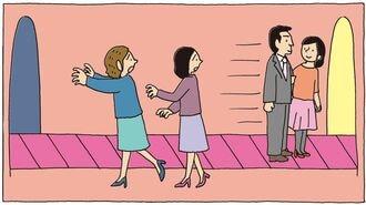 アラフォー男性が婚活現場から「即消える」理由