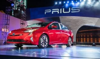 What's So Special about the All-New 2016 Prius?