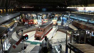 意外と知られていない「鉄道博物館」の魅力
