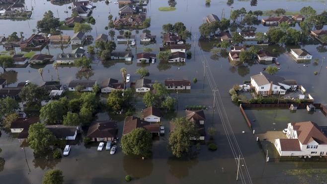 ハリケーン「ハービー」で債務上限問題を突破