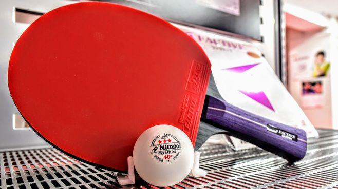 卓球で「公式ボールの製造国が有利」は本当か