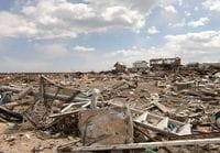 地震、津波、火災の三重苦に、原発の風評被害まで。孤立感高まるいわき市久之浜地区を歩く【震災関連速報】
