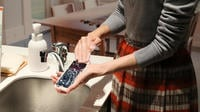 World's First Washable Smartphone to Debut in Japan