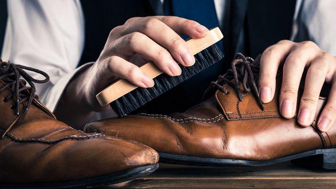 「靴磨き」を習慣にデキる人とできない人の差