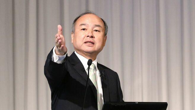 ソフトバンクG孫正義「中国で評価急落」の悲哀