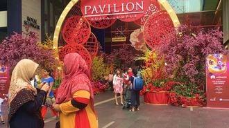 マレーシアが中国人旅行客を大歓迎する事情