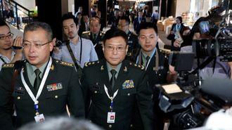 中国が消えた「アジア安全保障会議」の舞台裏