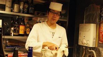 スーパーで働きつつ寿司屋を開いた男の達観