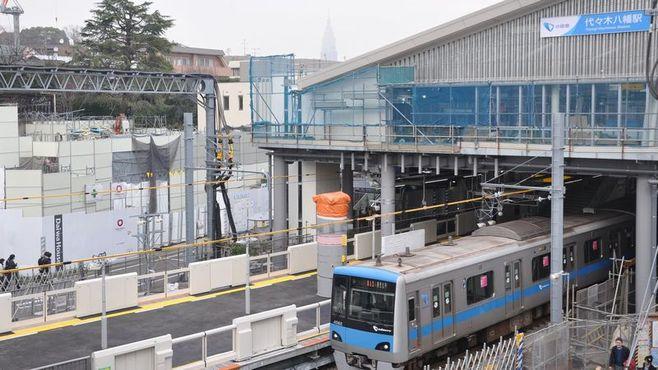代々木八幡駅「大工事」で小田急はどう変わるか