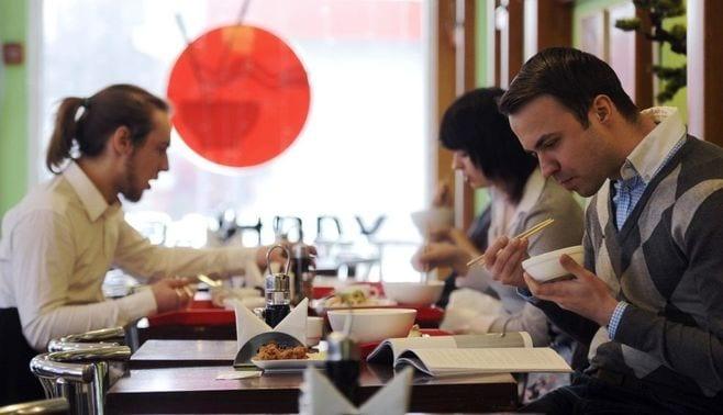 なぜロシアでは、日本食ブームなのか