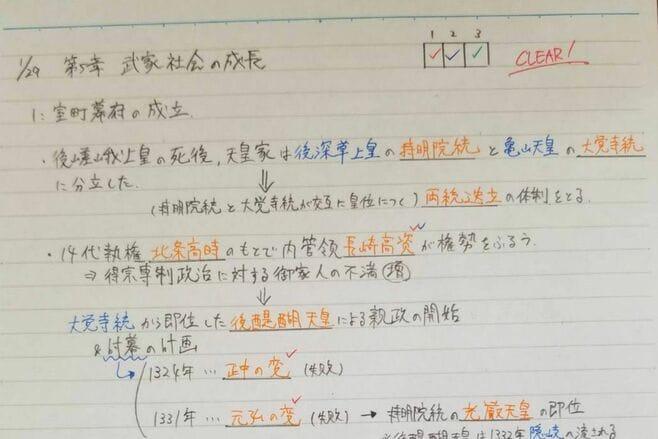 ノートの使い方が全然違う「東大生」凄い思考術