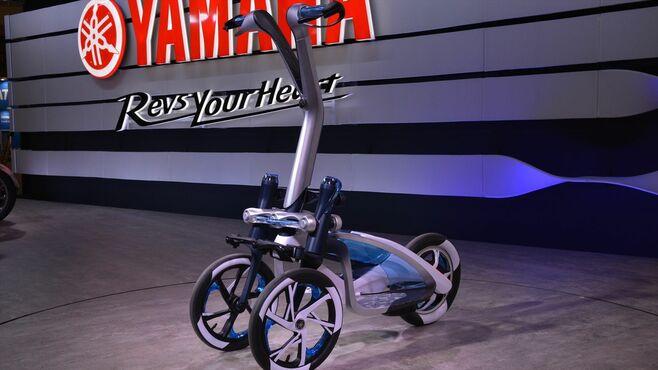 ヤマハの次世代「3輪電動車」に商機はあるか