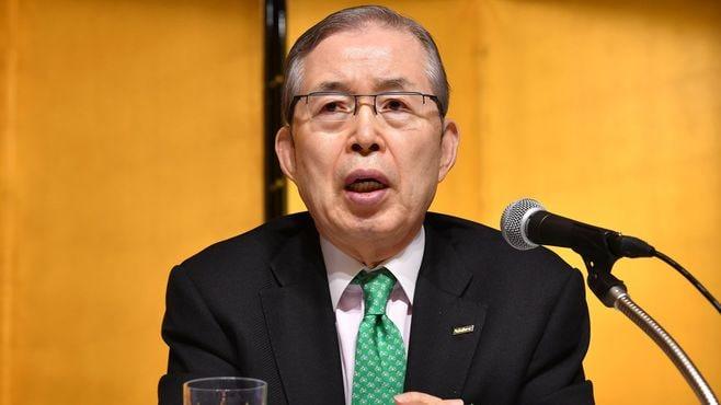 日本電産永守氏が狙う「家電とクルマ」の大波
