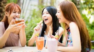 日本人女性の声は、なぜこうも「高音」なのか