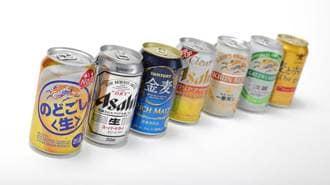 公開!「ビール系飲料」売れ筋トップ50商品