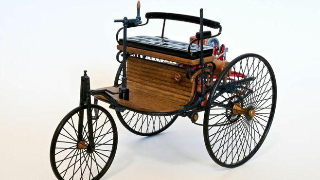 自動車の起源は5500年前の「ろくろ」にあった