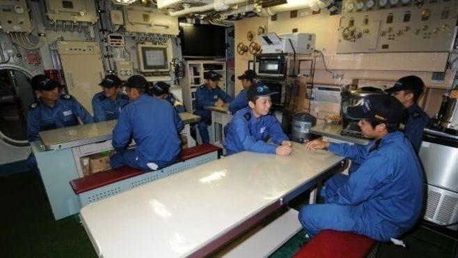 なぜ潜水艦では、カレーが好まれるのか?