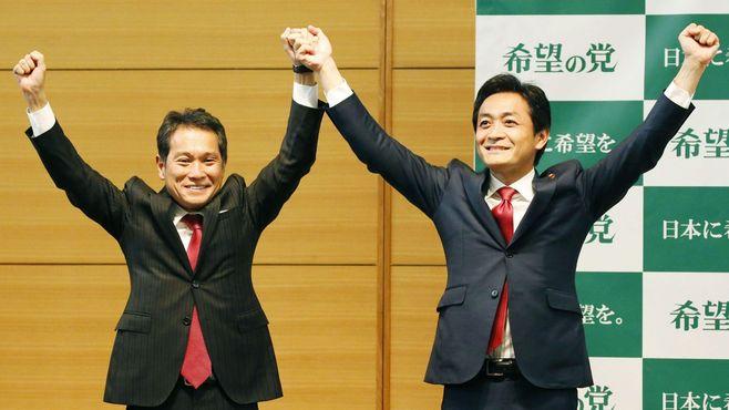 希望の党、イケメン共同代表・玉木氏の前途