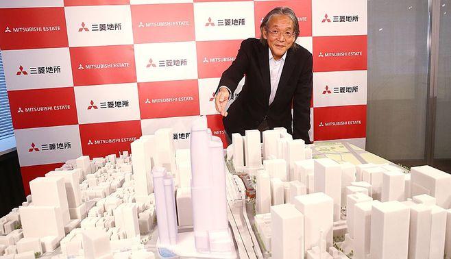 三菱地所、「日本一の超高層ビル」計画の薄氷