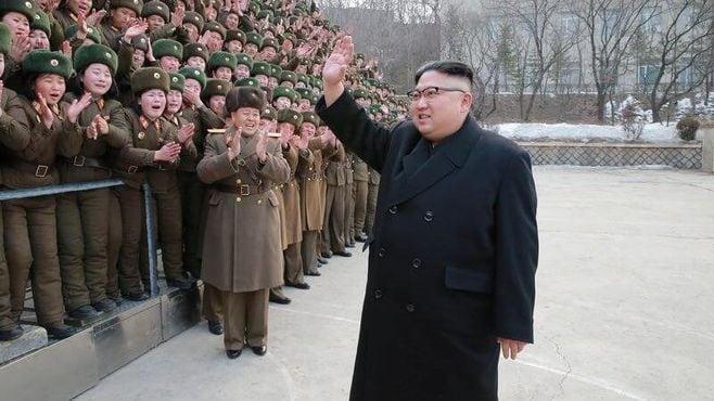 トランブは北朝鮮で「逆転ホーマー」を打てる