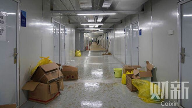 武漢の新型肺炎「専門病院で漏水発生」の影響度