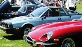 右も左も高級車! セレブが集う祭典の全貌