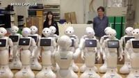 Robot Choir Brings Classical Music to Life