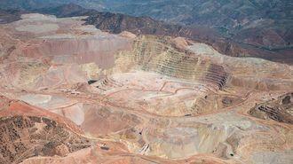 住友金属鉱山、銅で巨額の減損と投資のナゾ