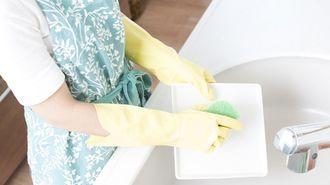 ゴム手袋とハンドクリームで「手荒れ」を防げ