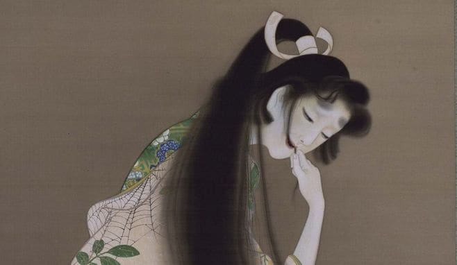 美しいほど怖い!生き霊になった女の「怨念」