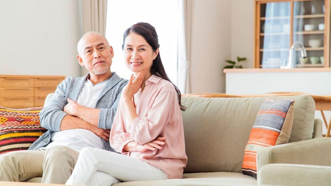 「熟年夫婦」の画像検索結果