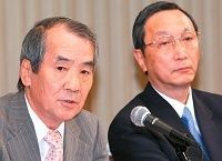 朝日新聞・テレビ朝日 株式持ち合いの真相