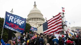 米議会突入と香港弾圧、世界が向う「2つの暗黒」