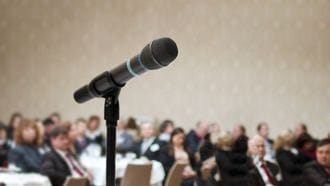 撃沈…「スピーチでスベる人」によくある誤解
