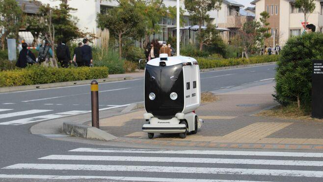 パナソニック「配送ロボット」は実用化できるか