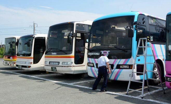 大型バス「値上げ」で噴出した、予想外の悲鳴