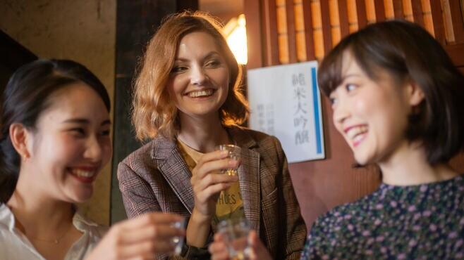 外国人が「日本酒」に感じるただならぬ魅力