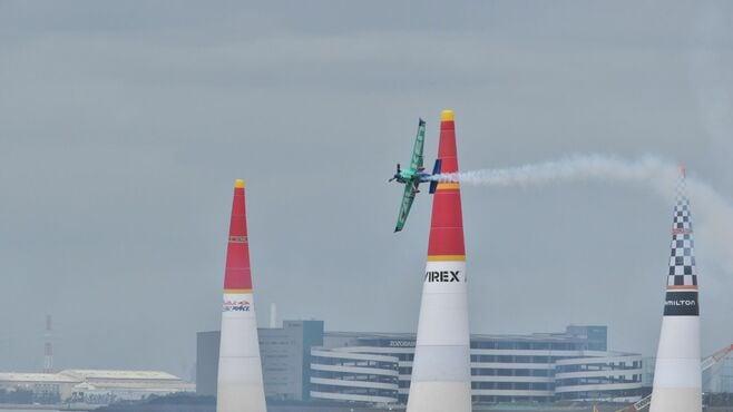 レッドブル「空のF1」エアレース突如終了の背景